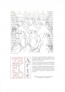 Collettiva di Grafica Avanguardie del 900, Acquaforte e Litografia
