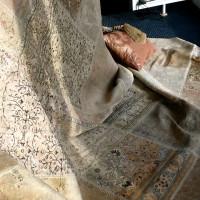 Tappeti patchwork e vintage. Zefiro Interiors Empoli, Firenze,