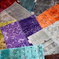 Tappeti patchwork e vintage. Zefiro Interiors Empoli, Firenze