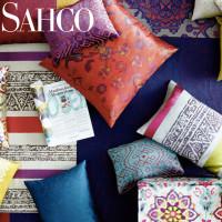 Collezione SAHCO Tessuti arredamento, sete colorate, lini, jacard, broccati Empoli Firenze Toscana