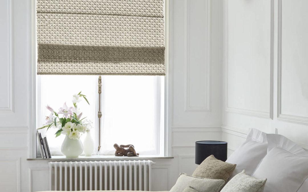 Tendaggi per interni, tende arricciate, a pacchetto, con tessuti in lino, cotone, seta, velluto